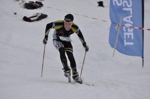 Simon Fors är en av Sveriges främsta juniorer. Han tog också guld i H20.