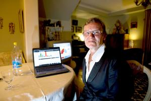 Charlotte Klötz, Folkpartiet, är öppen för diskussioner med andra partier om ett eventuellt samarbete.