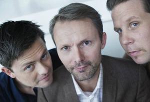 """Nytt för den andra säsongen av """"Vem kan slå Filip och Fredrik"""" är att Felix Herngren ersätter Ingvar Oldsberg som programledare."""