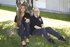 Karin Schön och Helene Åkerlind vill att fler unga i Gävleborg ska få prova på att vara företagare.