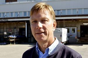 Jonas Rudenstam, verksamhetschef för operationscentrum i Sundsvall.