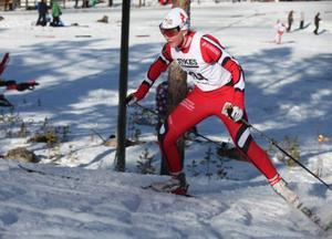 Gabriella Pålsson vann Svegsskidan med god marginal.
