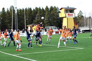 Tuff duell i Kristianstads straffområde.
