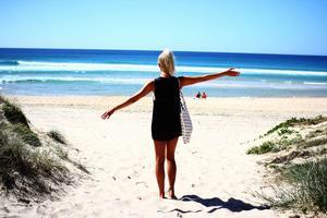 En av bilderna som Emma Wagenius tagit under sin tid i Australien.
