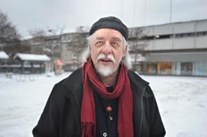 Thomas Tidholm är starkt engagerad i Brotorgsfrågan. Han har själv en mycket klar bild av hur han vill att Brotorget ska formas.