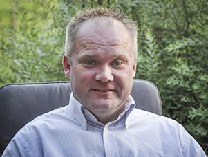 Magnus Lindberg, vd på Gefleortens mejeri, menar att situationen håller på att stabilisera sig.