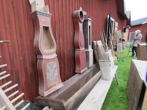 – Det handlar väldigt mycket om att kommunicera på ett sätt så att det blir begripligt och inte upprör känslor, för det är ju ändå ett drastiskt beslut, säger Owe Norberg, chef på Ljusdals museum.
