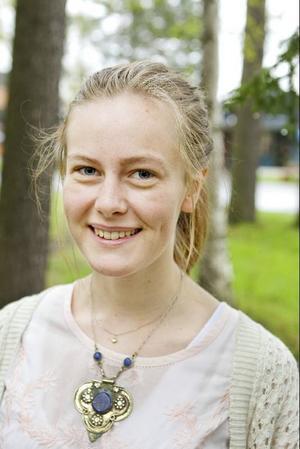 Emma Nordenberg vann första pris i novellklassen med