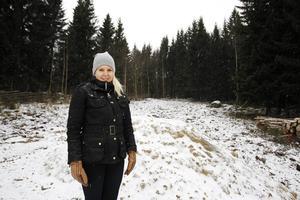 Madeleine Blom, projektledare på Sundsvalls kommun.