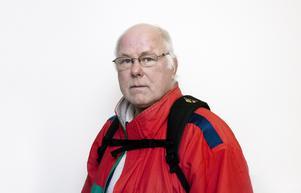 Polisanmält. När Thor Gjörvad kom hem från Norge i helgen hade han fått ett papper om att han skulle betala för en internettjänst han inte beställt. Han har nu polisanmält detta.foto: rune jensen
