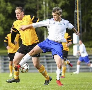 Alexander Nilsson-Ihrén och hans Ope klarade 0–0 mot Björna.    Arkivbild: Hans Andersson