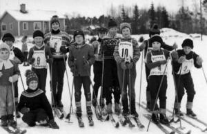 Vällingbyloppet, en lokal skidtävling anordnad 1963 i nordöstra Ede.