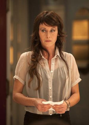 Anna Odell spelar en fiktiv version av sig själv i sin debutfilm