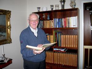 Nils Persmar fyller 85 år och har mycket att berätta från sin uppväxt som statarbarn.