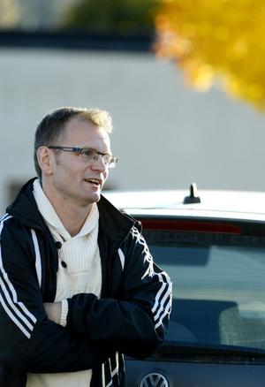 Kenneth Kile, ledamot i IFK Sundsvalls styrelse.