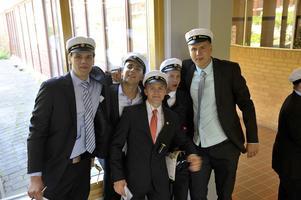 Grabbar från ec08 på Wijkmanska gymnasiet