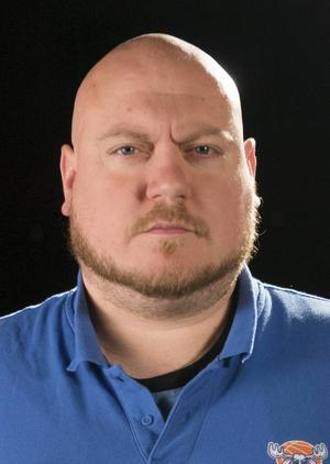 Zeljko Brlek, assisterande coach för H16-landslaget.