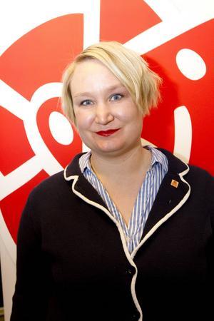 Elin Lundgren (S) riksdagsledamot från Gävle kan granska fallet med den utredde polischefen som misstänktes för barnporrbrott.