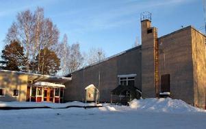 Hedenborg är Svärdsjös största samlingslokal på drygt 700 kvadrat.