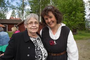 Anita Björk och Maria Strömbäck Svärd.