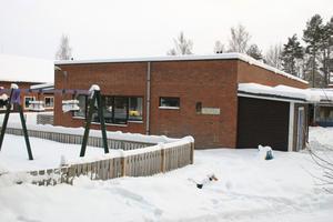 Mullvadens förskoleavdelning i Mullhyttan.