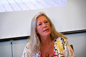 Regionråd Eva Lindberg (S).
