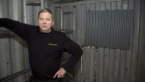 Verkstadschef Lars Hermansson.