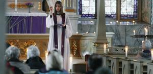 Kyrkoherde Anna-Lena Andersson väntas bli ny kyrkoherde i Arbrå-Undersvik.