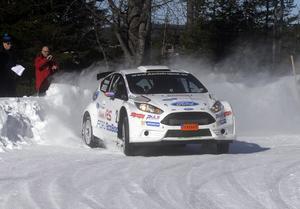 Daniel Röjsel och Nicklas Edvardsson satte de andra på plats och tog hem totalsegern.