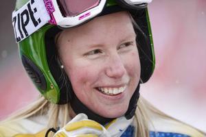 Sandra Näslund. Fotograf: JANERIK HENRIKSSON / TT