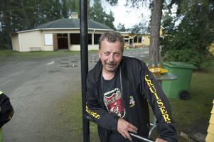 Ronny Andersson, ordförande i Cruisers Sundsvall, räknade med publikrekord.
