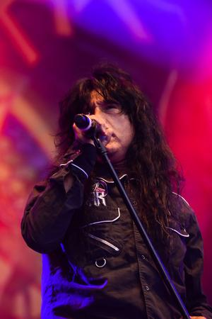 Anthrax på Gefle Metal Festival 2016.