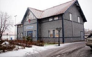 Köpet av huset på Eriksgatan blev ett lyft. Tidigare höll man till i gränden på Engelbrektsgatan.FOTO: ANDERS BJÖRKLUND