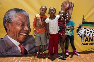 Man möter både kärlek och tacksamhet under en resa i Mandelas fotspår.
