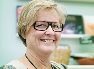 Karin Ånöstam är ordförande i föreningen Hälsingelivs.