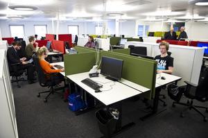 ComHems etablering förra året var en av de största i landet och gav 222 nya jobb till Örnsköldsvik.