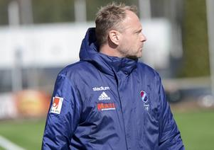 Jonas Björkgren lever ännu på hoppet för sitt Kvarnsveden.