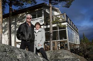 Marie och Ove Östberg har drivit verksamheten på Avholmsberget under lång tid. Men meddelade i vintras att de inte kommer att driva verksamheten vidare och vill sälja.