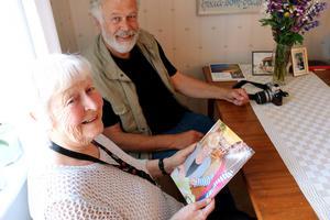 Birgitta Abrahamsson har betytt särskilt mycket för Udo Adolphs – nu har han sammanställt en fotobok med deras gemensamma minnen.