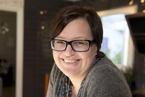 Flytten har förändrat allas vår vardag, säger Anna Lundberg.