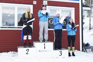 Elsa Håkansson-Fermbäck tog andraplatsen på söndagen och vann på lördagen.
