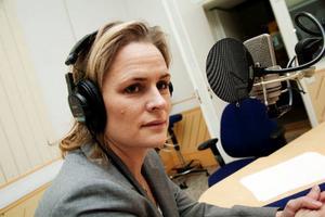 """Malin Edlund är den nya """"radiopsykologen"""".Foto: Stina Gullander/SRMalin Edlund  är den nya """"radio-psyko-logen"""".Foto: SR"""