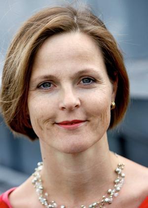 Stina Storm, vd för City Örebro ogillar marknadsståndens placering och inverkan på Örebros befintliga näringsliv.