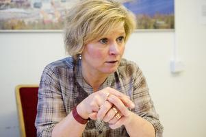 Nu vacklar Anna-Belle Strömberg något om landsbygdssäkringen: