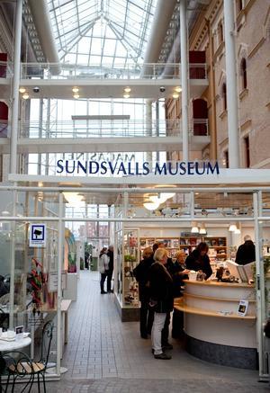 Sundsvalls museum - ett bra exempel på ett museum som levande mötesplats.