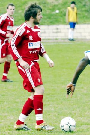 Bäst. Lagkaptenen Magnus Korsgren kom från sjuksängen och svarade för en riktigt bra match mot Syrianska.