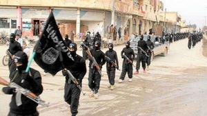 Färre reser för att strida för terrorgruppen IS men fler rekryterar sympatisörer här hemma, berättades i kommunfullmäktige.