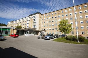På Sandvikens sjukhus finns en av åtta mottagningar i landet för vuxna med medfött hjärtfel.