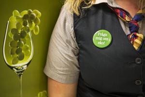 Systembolaget hade tidigare i år en kampanj där syftet var att öka kunskapen om allt ekoligiskt i butikerna.