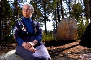 Kerstin Ågren har åtta anmödrar som mördades anklagade för häxeri.